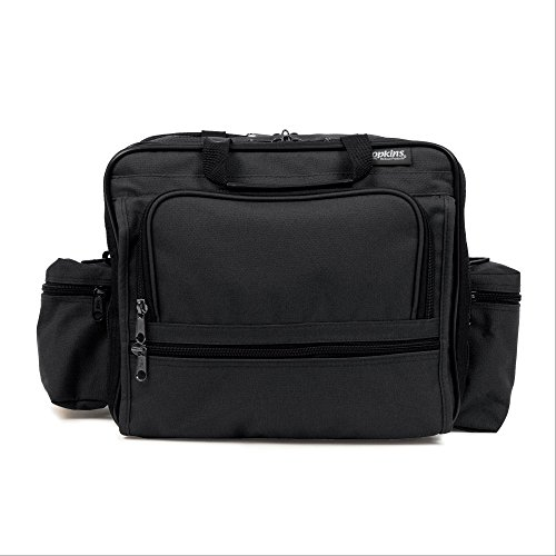 Hopkins Mark V ExL Shoulder Bag for Medical and Home Healthcare Professionals - Black by Hopkins Medical Products