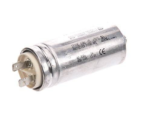 Globe M039, Capacitor 16 Uf C9, C10, C12 (Restaurant Globe Supply)
