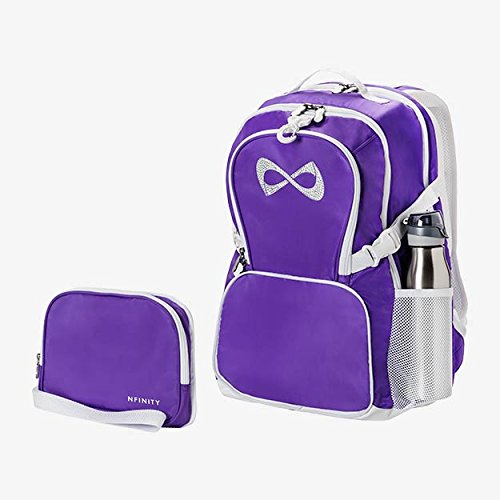 Nfinity Princess Backpack Purple