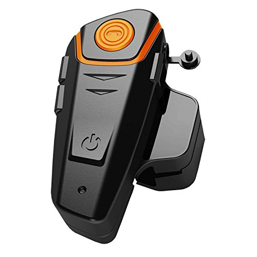NEW!! Motorcycle Motorbike Bluetooth Helment Headset intercom W/ FM Tuner 800m Range