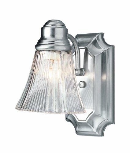 - Trans Globe Lighting 2501 BN Indoor  Del Rey 5
