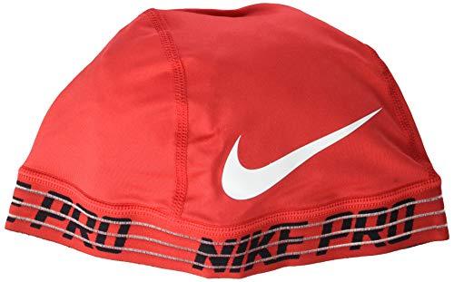 (Nike PRO Skull Cap 2.0 OSFM University RED/Black/White)