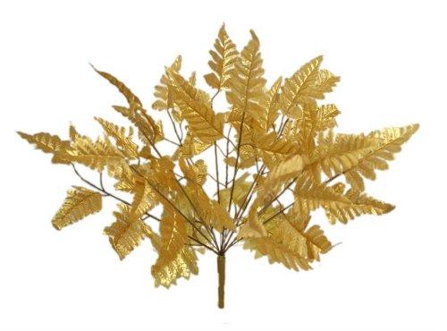 Silk Leather Leaf - Lucy's Beach House Silk Leather Leaf Fern Leaf 16