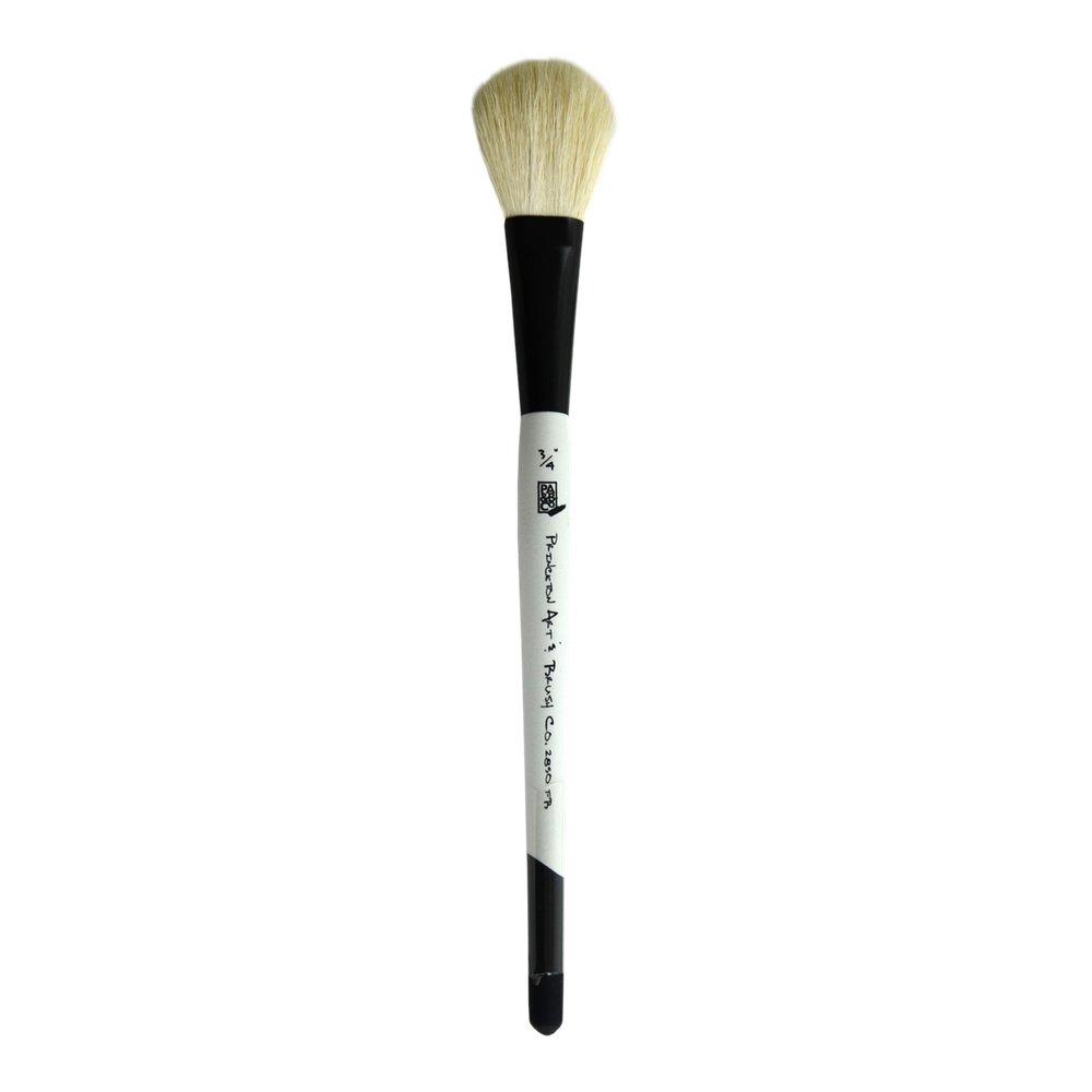 Princeton Good Mop, Brushes for Watercolor Series 2850, Natural Goat Hair Bristle, Filbert Size 1/2 inch PRINCETON ARTIST BRUSH BCAC13044