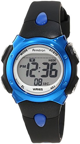 Armitron watch Quartz 45 / 7025BLU