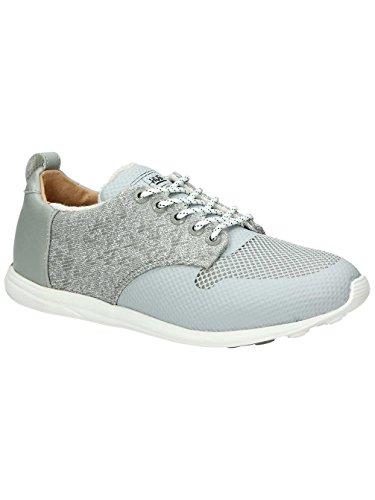Hub Damen Sneaker City Sneakers Frauen greyish/wht