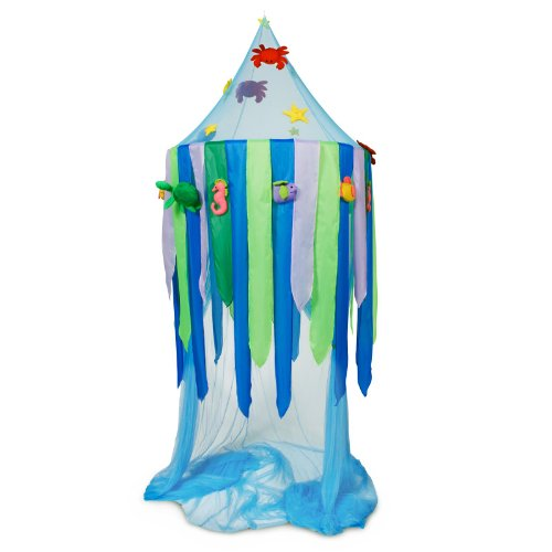 Underwater Creatures Costumes (Fun Express BB020587 Ocean Canopy Tent)