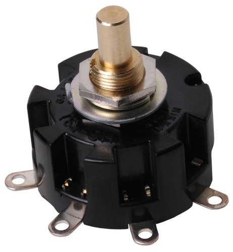 Switch - Rotary, 1 Pole, 3 Position ()