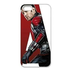 ant man superheromobile1 iPhone 5 5s Cell Phone Case White ten-439583