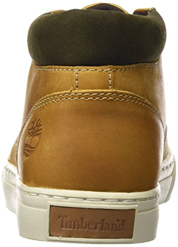 Timberland Herren Adventure 2.0 Cupsole Chukka Boots Gelb (tbl Wheat Poseidon 231)