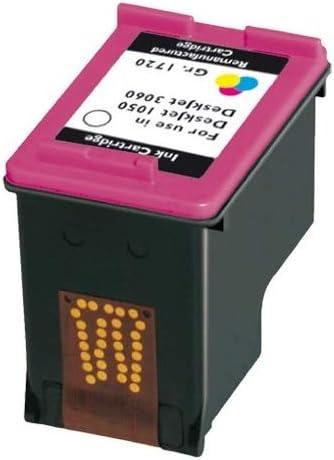 Pelikan Druckerpatrone H84 Ersetzt Hp Ch564ee 3 Color Bürobedarf Schreibwaren