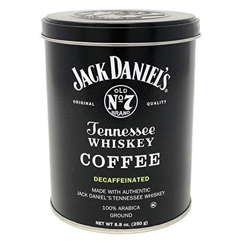 Jack Daniel's Tennessee Whiskey Ground Coffee (8.8oz Decaf)