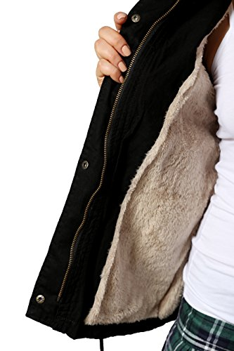NE PEOPLE Womens Military Anorak Jacket in Various Styles by NE PEOPLE (Image #3)