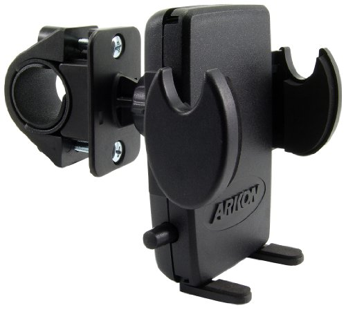Arkon Bike Motorcycle Handlebar Mount Holder for iPhone 6 Plus 6 5 5S 5C Galaxy S5 S4 Galaxy Note 4 3