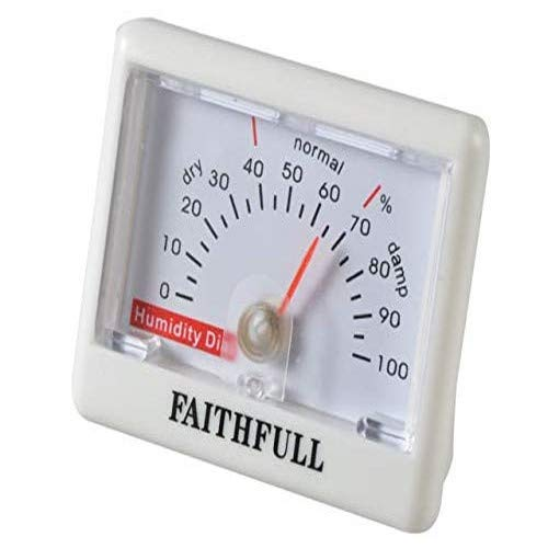 Faithfull FAITHHUMID Thermometers and Hygrometers