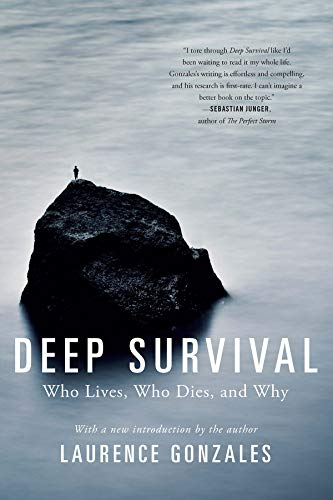 Deep Survival: Who Lives, Who Dies, and Why by W W Norton Company