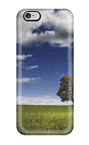 Hot Design Premium DBxzedw17156prpIV Tpu Case Cover Iphone 6 Plus Protection Case(elevation Loney Plain Tree Oregon During Beautiful Fall Day Nature Other)