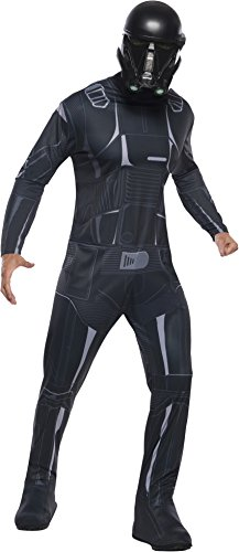 Rogue One: A Star WarsStory Men's Death Trooper Costume, Multi, -
