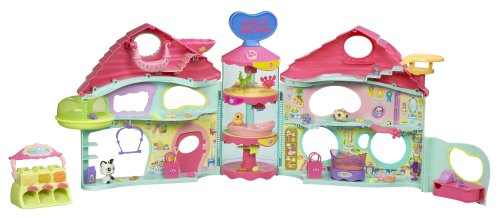 Hasbro Littlest Pet Shop Biggest Littlest Pet Shop Playset Biggest Littlest Pet Shop