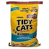 Tidy Cat Litter Immediate Odor Control 20LB (Pack of 9)