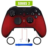 eXtremeRate Shadow Scarlet Red Soft Touch Grip
