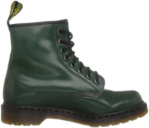 Grøn 1460 green Martens Voksne 1460 Militares Adulto Dr Botas Martens Unisex Dr grøn Unisex Verde Militærstøvler HWT6wv