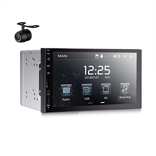 Double Din Bluetooth Car Radio Mp4 Mp3 Player 7 inch for sale  Delivered anywhere in Canada