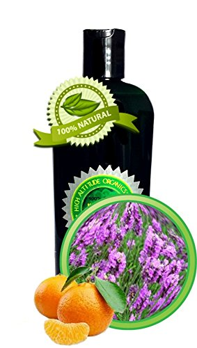 ECHOES OF THE WILD Massage Oil 100% All-Natural and Organic - 8oz