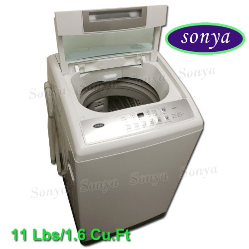 portable apartment washing machine