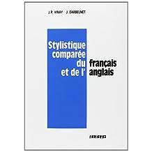Stylistique comparée du français et anglais