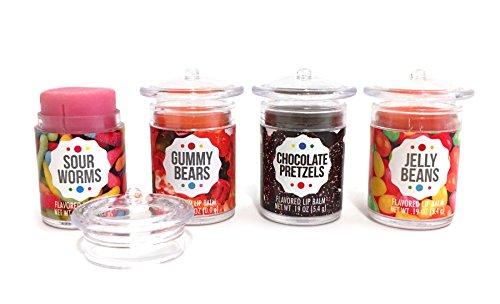 Jelly Bean Lip Balm - 4