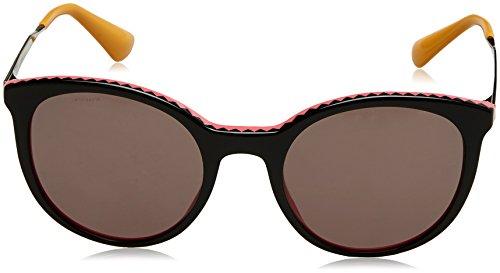 17SS Pink PR Purple Sonnenbrille Black Brown Noir CINEMA Prada FnHqtWwYPq