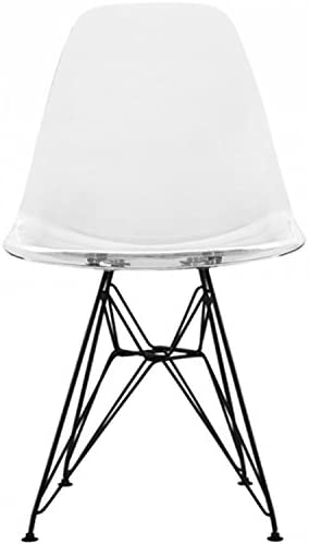 2xHome CH-RayBWR Dining Chair
