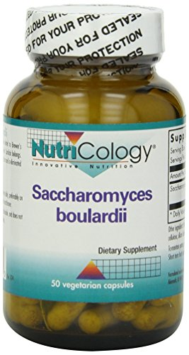 Cheap Nutricology Saccharomyces Boulardii, Vegicaps, 50-Count