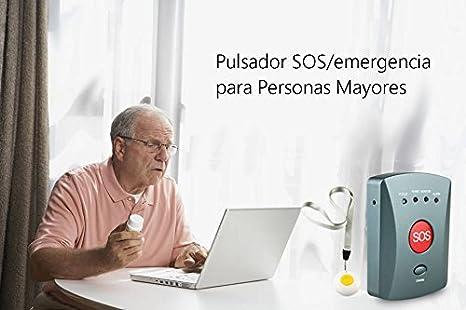 Kit Teleasistencia EG para Personas Mayores, Sin Cuotas