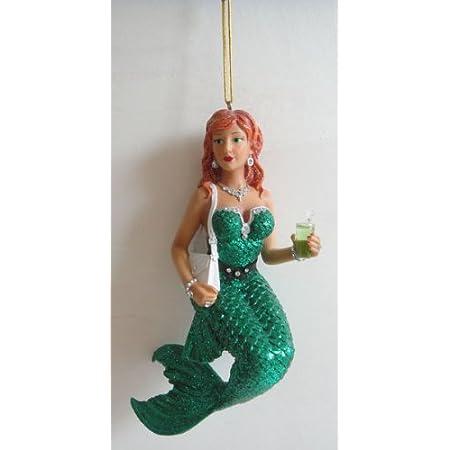 41Iu4VO-ucL._SS450_ Mermaid Christmas Ornaments