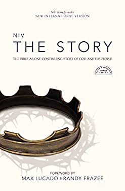The Story, eBook: The Bible as One Continuing Story of God and His People
