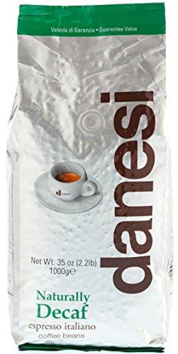 Danesi Caffe Decaf Espresso in Beans 2.2 Lbs - Decaf Beans Espresso