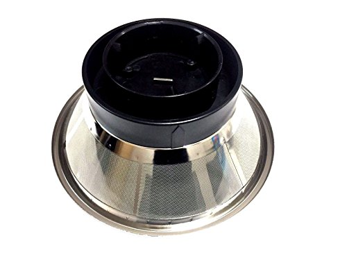 Berucci Replacement Stainless Steel Blade and Basket Filter for Breville BR-1 JE95XL, JE98XL, BJE200XL Juicers ONLY by Berucci (Image #1)