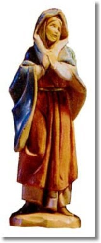 """Mary, Mother of Christ.......... 5"""" Series from 5"""" Fontanini Nativity Collection"""