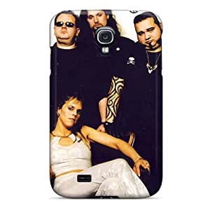 Perfect Hard Phone Covers For Samsung Galaxy S4 With Unique Design Nice Crematory Band Image EricHowe