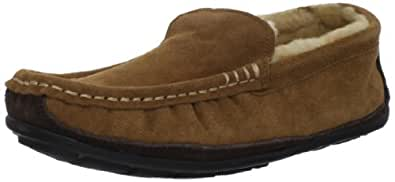 Lamo Men's Boston Driving Moc,Chestnut,7 M US