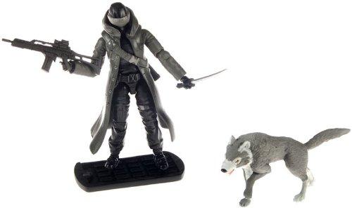 GI Joe Basic Figure Collection 1 Snake Eyes with Timber (japan import)