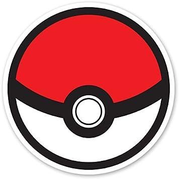 Pokemon Go game logo anime interior design car sticker vinyl decal wall art 402