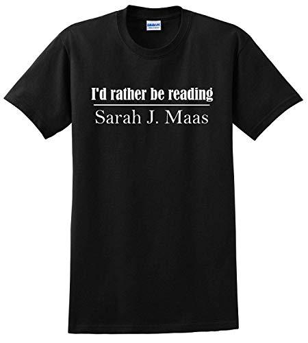 Heir Tee (I'd Rather Be Reading Sarah Maas Shirt)