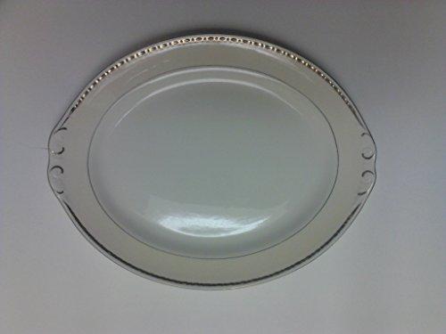Vintage Homer Laughlin Eggshell Georgian Serving Platter