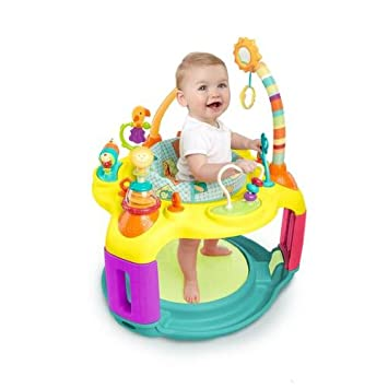 Bright Starts Springin Safari Bounce-a-Bout Activity Center