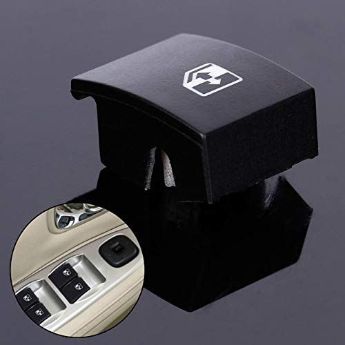 SODIAL 2Pc For Vauxhall Opel Astra Mk5 Zafira Tigra B Electric Window Switch Button Cover