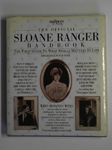 Handbook sloane ranger The official