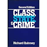 Class, State and Crime, Quinney, Richard, 0582281563